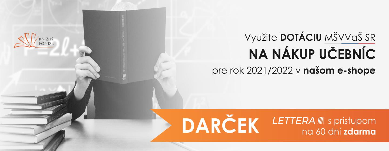Knižný fond - Učebnice pre rok 2021/22